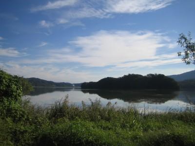 남한강과 북한강이 만나는 곳